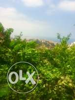 furnished apartment for rent with garden and sea views