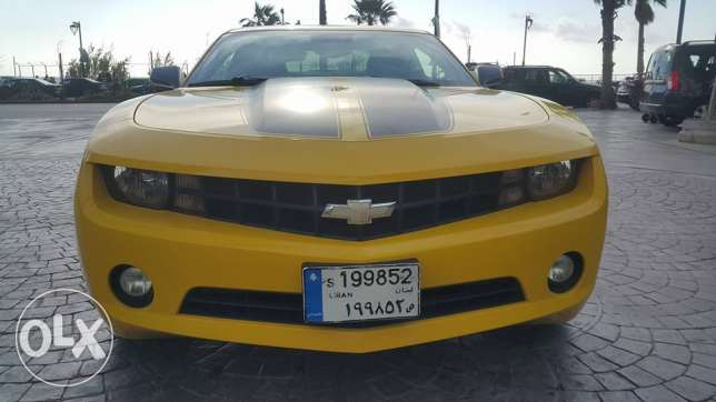 Chevrolet Camaro RS 2010 full option no accidents one owner... perfect