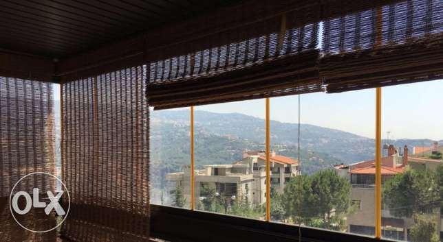 Ballouneh 200m2 - fully furnished - panoramic view