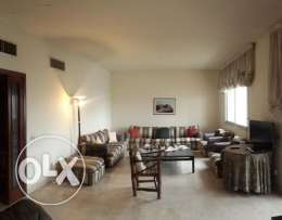 Furnished apartment for sale in Zalka SKY309