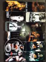 18 Iphone 5(s) covers with Tupac & Eminem designs