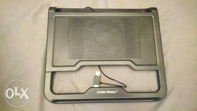 "Laptop Cooler 15"" cool master"