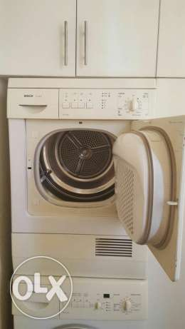 Bosch Dryer Maxx (very clean) المرفأ -  3