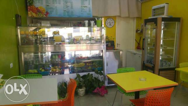 Cocktail shop full equipments برج حمود -  2