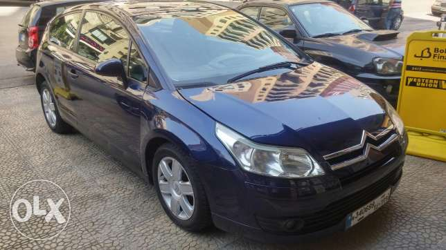 Citroen c4  For sale or trade برج حمود -  1