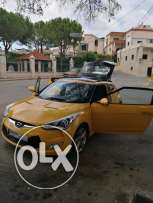 veloster 2013 luxury full options 43000 km