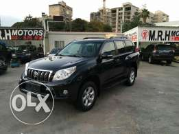 Toyota prado vx 2012 like new