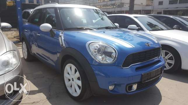 Mini s 2011 like new