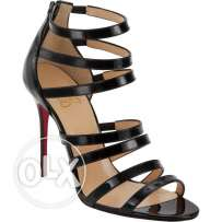 Louboutin shoes mariniere strappy 38
