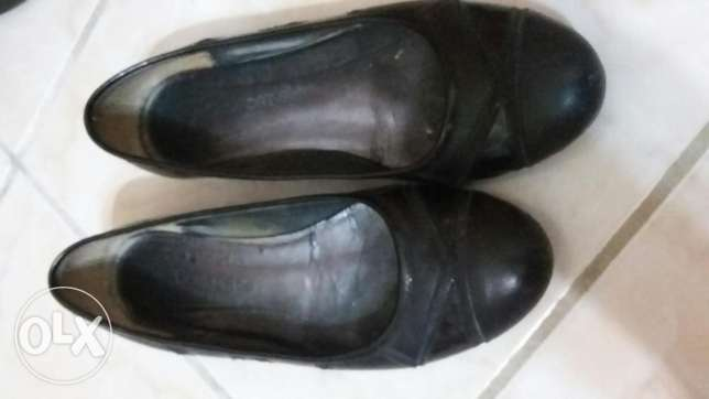 Shoes hand made france size 36