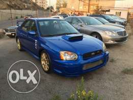 Subaru impreza WRX STI spec c up grade to 350 hp