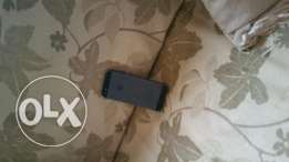 Iphone 5 32 gb mate black whith free cover