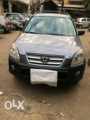 CRV 2006 very clean full option مكلس -  1