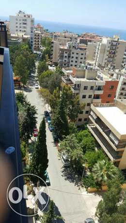 Furnished triplex apartment for sale in dawhet aramoun