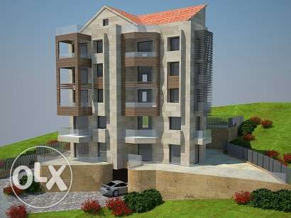 new 121m luxurious apartment in Ain Najem