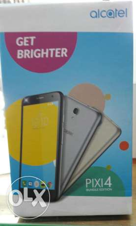 alcatel pixi 4 2years cmc warranty we deliver also