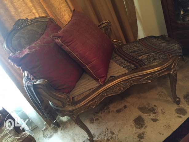 chaise long antique for sale