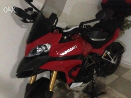 Ducati multistrada s 2012 Motorcycle for sale