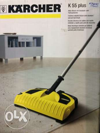 KARCHER K55 Double Brush المتن -  1