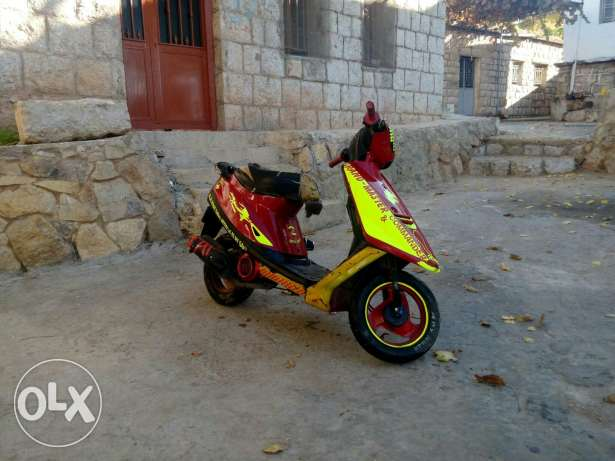 Motorcycle for sale بعبدا -  3