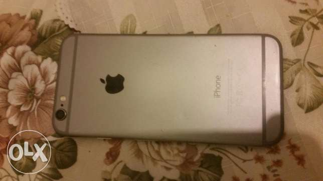 Tel iphone6 128gb good but wifi does not work . غبيري -  1