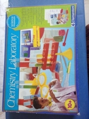 Chemistry Laboratory ( Full Chemistry Lab accessories for kids )