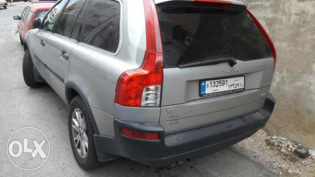Volvo xc90 2005 t6 4wd khere2