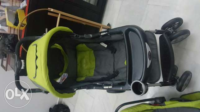 2in1 Stroller and car seat خلدة -  5