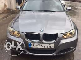 2011 BMW 316 Silver - Lifetime service in company