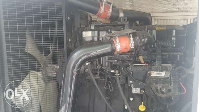 generator Perkins 350 kva with sou d proof