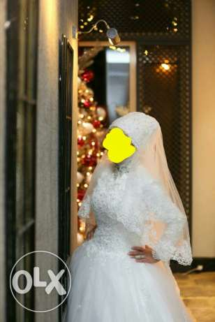 Wedding dress المرفأ -  4