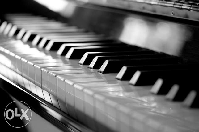 Piano and solfeggio courses
