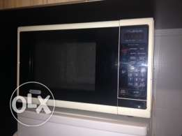for sale microwave dynasty touch