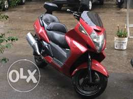 silver wing 400 cc