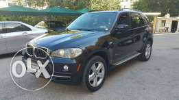 BMW X5 sport package 2007/7 seats full with cameras DVDs sensors...