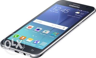 Samsung GALAXY J7 . 16GB. Black . Used for only 2 weeks.