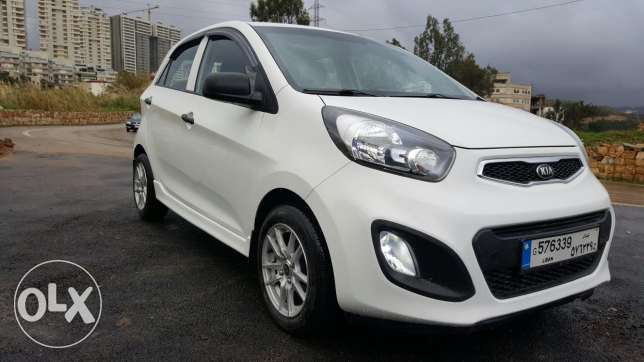 Kia picanto ex full option