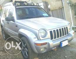for sale jeep liberty renegade model 2004 automatic full ktir ndif for