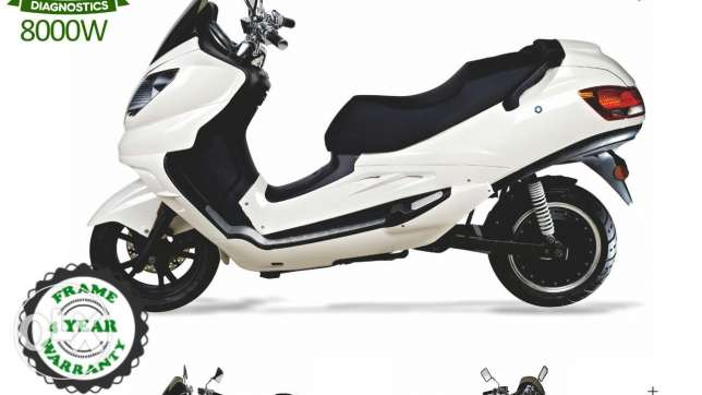 Electric Moto 8000watts 200$per month