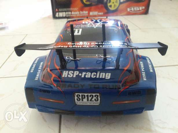 Rc Car Drift HSP عرمون -  2