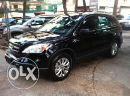Honda CRV Black On Black AWD Clean Carfax 0 Accidents Dagher Motors