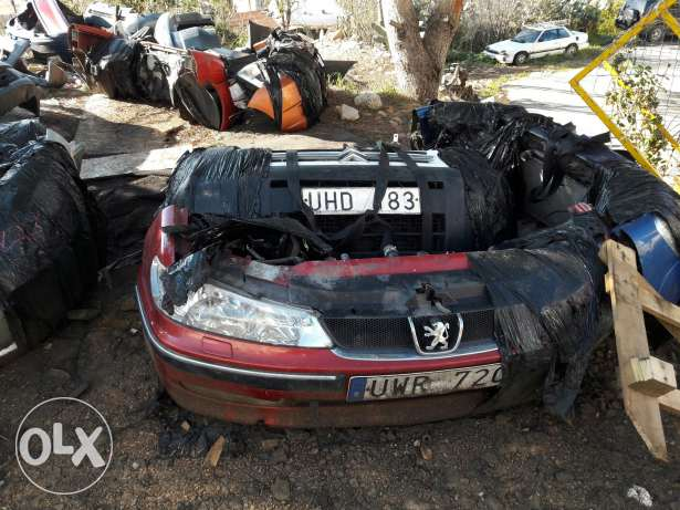 Used cars spare parts