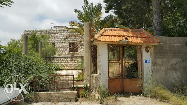 Old house for sale.beit mere