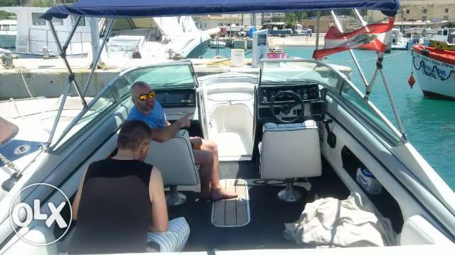 amazing family regal boat 7.5 meter for sale or trade