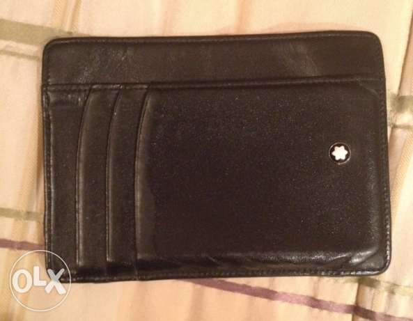 Mont Blanc Wallet For Sale!