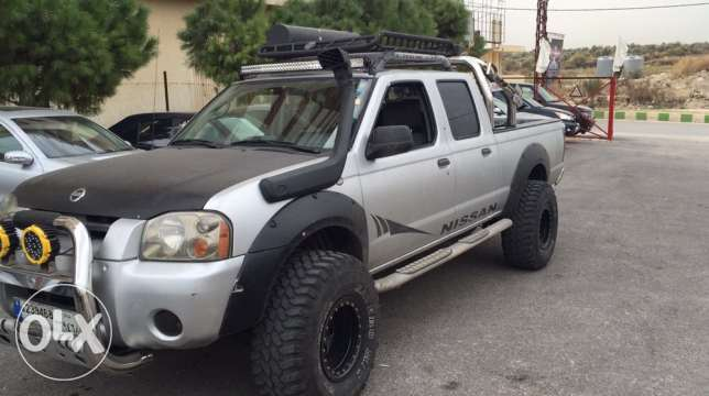 Nissan Frontier good for offroad 4×4..jnuta Extreme m3 Rings duleb 33