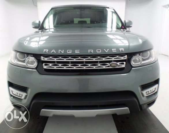 range rover sport hse suppercharged v6