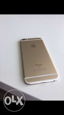 iphone6s 16gb gold