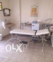 Furnished Medical office