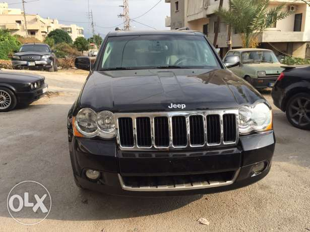 Clean Grand Cherokee Limited hemi 2008 ajnabe